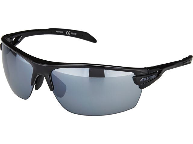 Alpina Tri-Scray Pyöräilylasit , musta